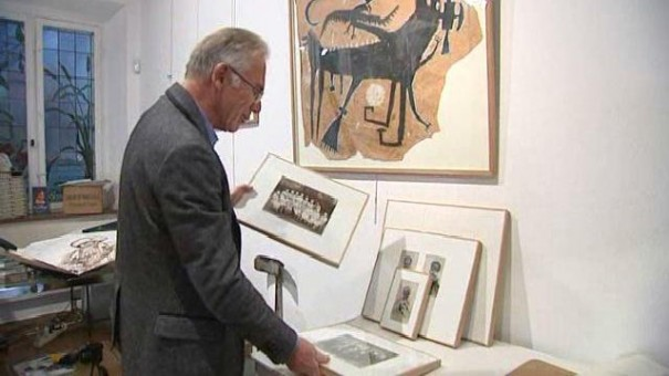 Le dilemme du galeriste – France 3 – Octobre 2015