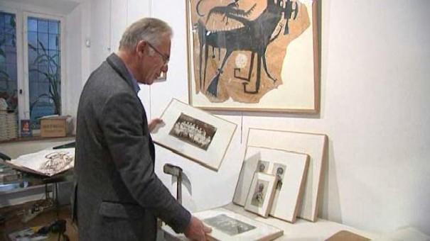 Le dilemme du galeriste – France 3 – Octobre 2015